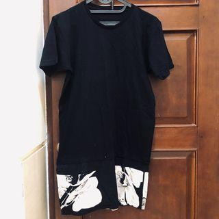 Preloved NVCO tshirt dress