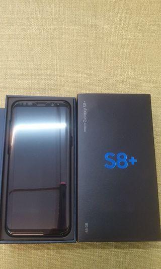 🚚 三星 SAMSUNG S8+黑色 64G 優質 功能正常