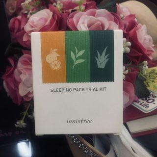 NEW!! INNISFREE SLEEPING KIT TRIAL