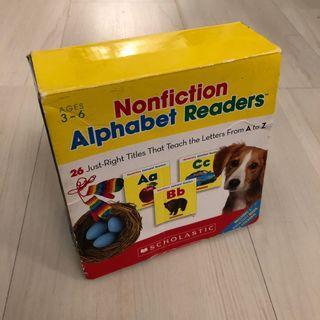 🚚 Scholastic Non fiction A-Z readers