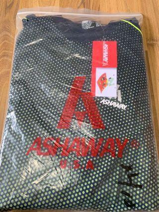 Ashaway badminton shirt
