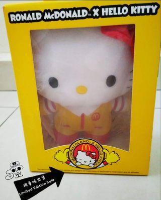 McDonald's Hello Kitty麦当劳吉蒂猫