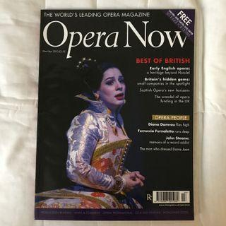 Opera Now (March/April 2010)