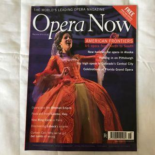 Opera Now (May/June 2010)