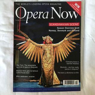 Opera Now (September/October 2010)