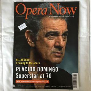 Opera Now: Placido Domingo (January/February 2011)