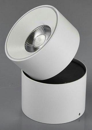 Spotlights surface mounted
