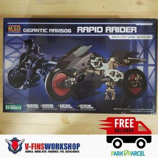 🚚 [Clearance] Gigantic Arms06 Rapid Rider