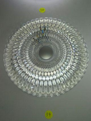 Ceiling light with installation