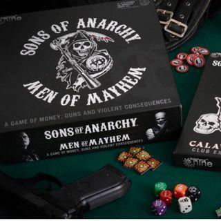 Sons of Anarchy Men of Mayhem Board Game