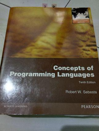 Concept of Programming Languages