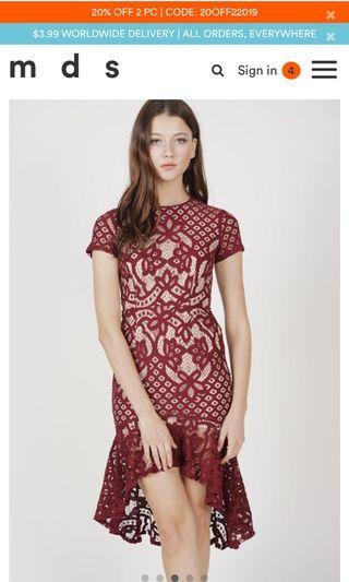 Mds lace dress