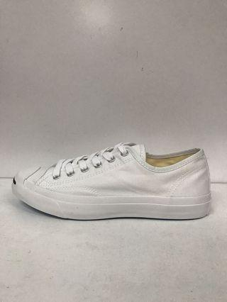 CONVERSE JACK PURCELL WHITE AND BLACK