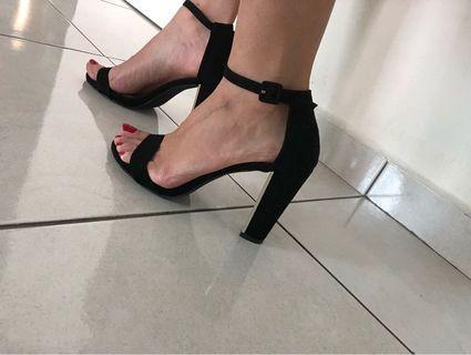 Nose heel