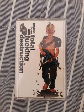 Total fucking destruction tape