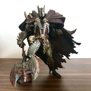 Action Figure Medieval Spawn