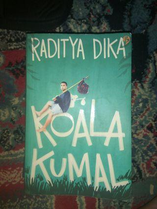 Novel Koala Kumal by Raditya Dika