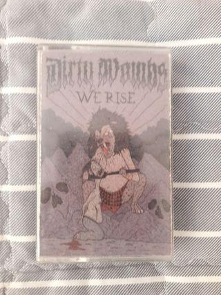 Dirty Wombs tape