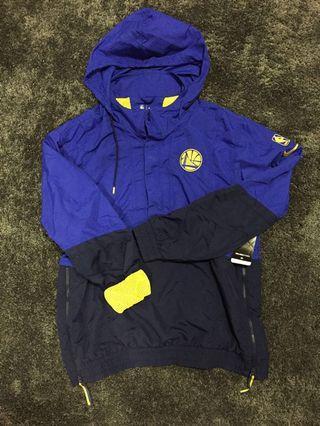 (PRICE REDUCED) Nike NBA Warrior hooded jacket