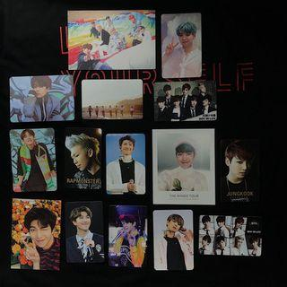(wts) bts selling masterlist/clearance