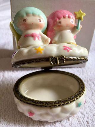 Sanrio little twin stars 首飾/介指 盒