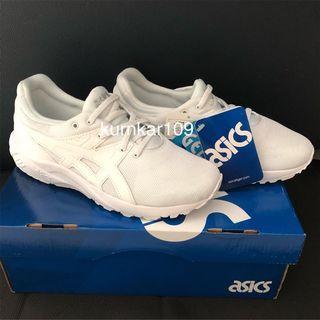 全新正貨 ASICS (Gel) 童裝全白色運動鞋 (返學鞋) _(歐洲購入)