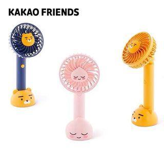 Kakao friends 手提風扇(預訂)