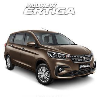 Suzuki Ertiga GX nik 2018