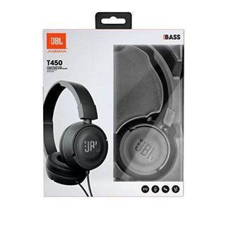JBL T450 BT Headphones