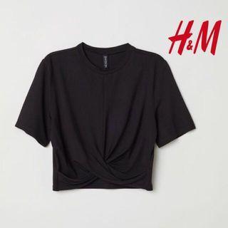 H&M Kaos polos tshirt