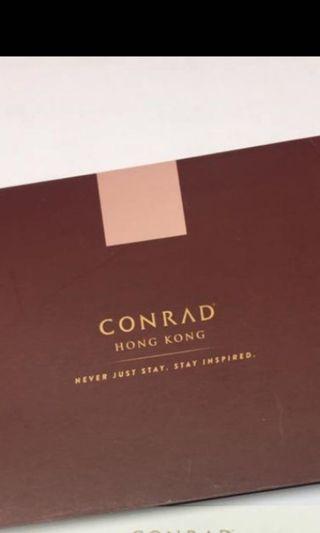Conrad 香港加亞太區一年餐飲75折 訂房8折