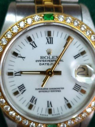 Preloved Rolex ladies watch
