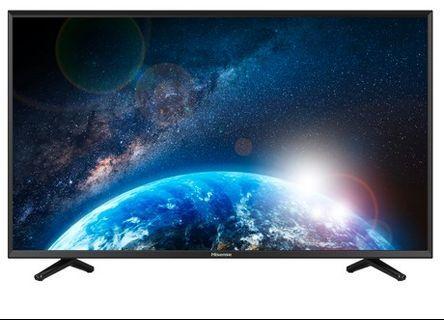 """Hisense 50"""" inch 50D36PN Full HD LED TV"""