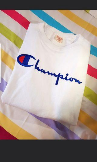 BRAND NEW champion sweatshirt