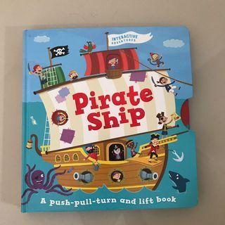 Igloo books pirate ship