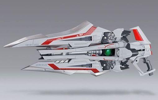 預訂 12月 日版 魂 限定 Metal Build  Caletvwlch Option Set Gundam