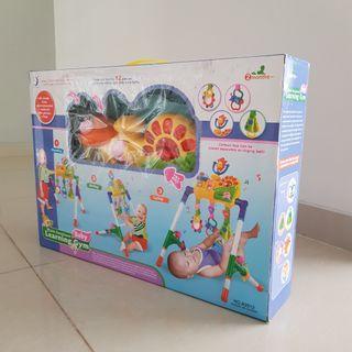 Baby musical learning gym bayi mainan sound