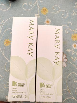 Mary Kay Botanical Effects F2 Cleanse & Hydrate