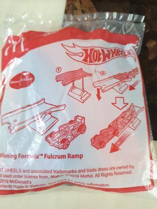 Winning formula fulcrum ramp-mcdonald's
