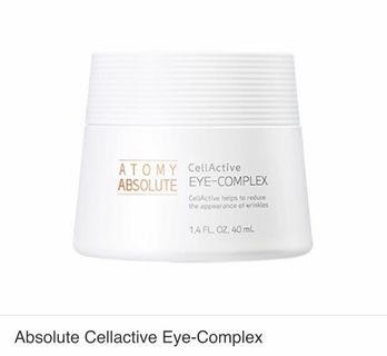 🚚 Atomy Absolute CellActive Eye-Complex