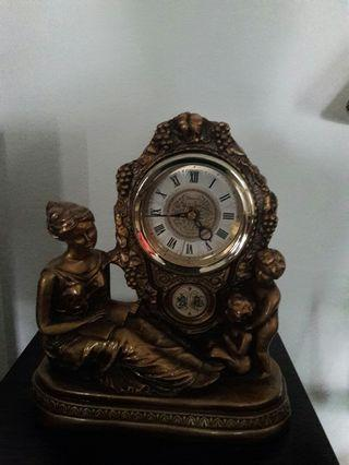 Mother&Child Clock