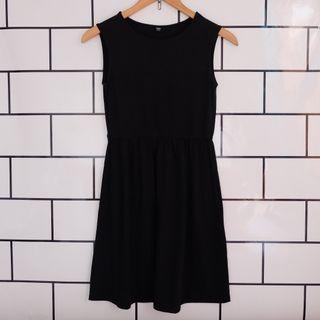 Black Dress Uniqlo
