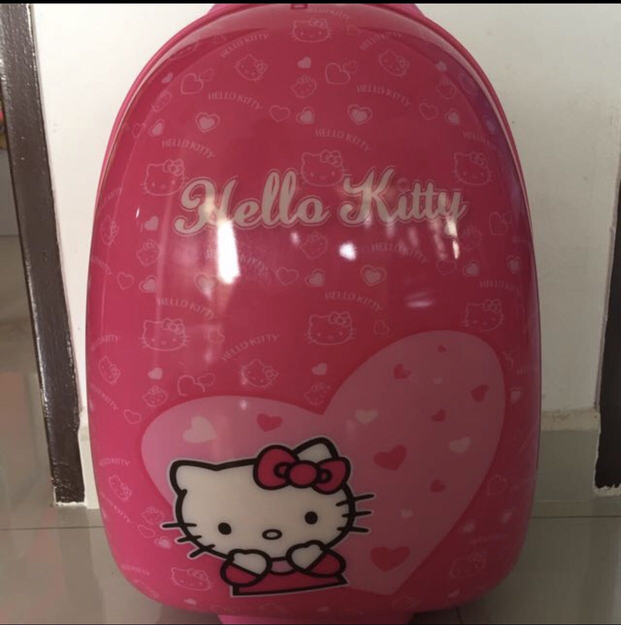 d3c4cfff6 16 inch Hello Kitty travel luggage, Babies & Kids, Strollers, Bags &  Carriers on Carousell