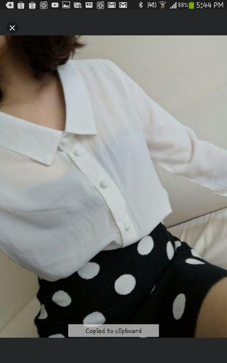 Button up shirt(New)