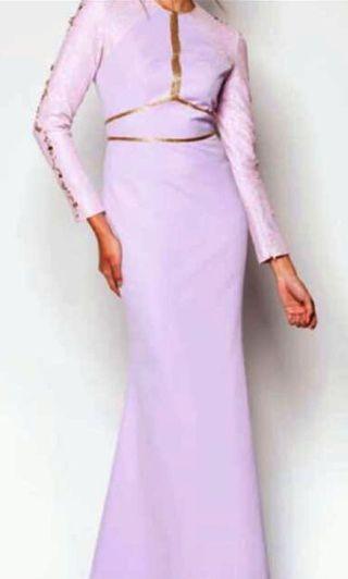 FOR RENT:Jovian Artdeco Afria Dress
