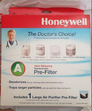 Honeywell Air purifier filter