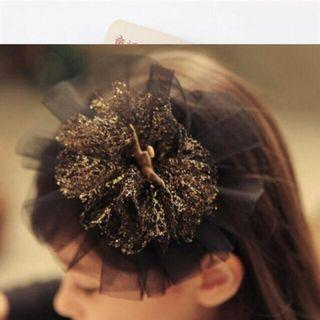 Big Lace Hair Clip (For kids)