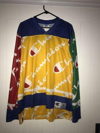 Authentic vintage champion jersey