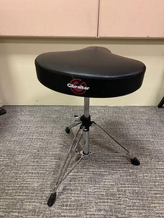 🚚 Gibraltar drum throne (Motorcycle style seat)