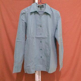 Kemeja Biru / Blue Shirt